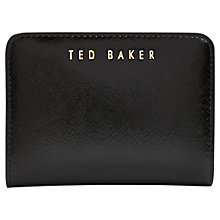 Buy Ted Baker Lorren Leather Purse Online at johnlewis.com