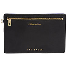 Buy Ted Baker Mickel Colour Block Leather Wallet Online at johnlewis.com