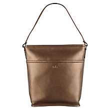 Buy Tula Medium Alpine Original Bucket Leather Shoulder Bag Online at johnlewis.com