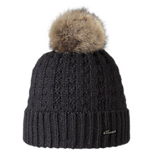 Buy Barts Claire Beanie, One Size, Black Online at johnlewis.com
