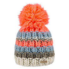 Buy Barts Sophie Beanie, One Size, Cream/Multi Online at johnlewis.com