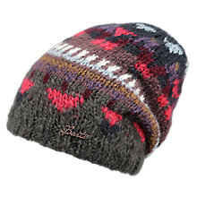 Buy Barts Iris Beanie, One Size, Brown/Multi Online at johnlewis.com