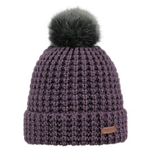 Buy Barts Bonnie Beanie Hat, One Size, Prune Online at johnlewis.com