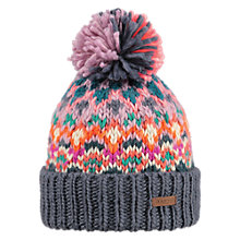 Buy Barts Carmen Beanie, One Size, Grey/Multi Online at johnlewis.com