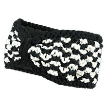 Buy Barts Ginger Headband, One Size, Black/White Online at johnlewis.com