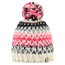 Buy Barts Nicole Beanie, One Size, Cream/Multi Online at johnlewis.com