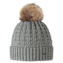 Buy Barts Filipa Beanie, One Size, Grey Online at johnlewis.com