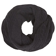 Buy Fenn Wright Manson Mari Snood, Charcoal Online at johnlewis.com