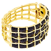 Buy Adele Marie Basket Effect Cuff Online at johnlewis.com