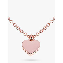 Buy Ted Baker Hara Tiny Heart Pendant Necklace Online at johnlewis.com