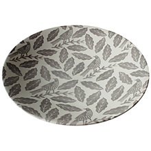 Buy Hinchcliffe & Barber Songbird Bowl, Grey Online at johnlewis.com