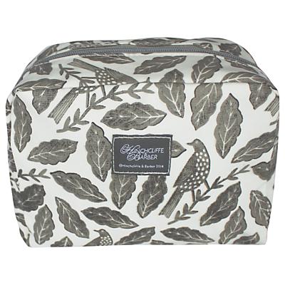 Hinchcliffe & Barber Songbird Cosmetic Bag