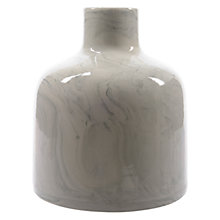 Buy John Lewis Marble Pattern Vase, Small Online at johnlewis.com