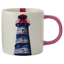 Buy Joules Lighthouse Mug Online at johnlewis.com