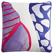 Buy Joules Large Shells Cushion Online at johnlewis.com