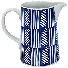 Buy Hinchcliffe & Barber True Blue Jug Online at johnlewis.com