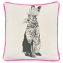 Buy Joules Royal Hare Cushion Online at johnlewis.com