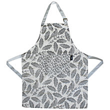 Buy Hinchcliffe & Barber Songbird Apron, Grey Online at johnlewis.com