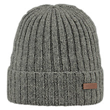 Buy Barts Haakon Beanie, One Size, Black Online at johnlewis.com