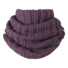Buy Barts Agata Snood, One Size, Prune Online at johnlewis.com