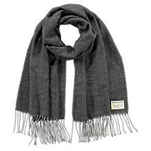 Buy Barts Soho Scarf, One Size, Black Online at johnlewis.com
