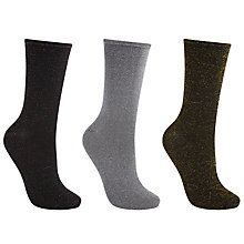 Buy Numph Socks Gift Box, Pack of 3, Multi Online at johnlewis.com