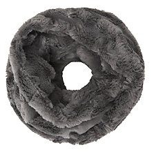 Buy Numph Elena Faux Fur Loop Scarf Online at johnlewis.com