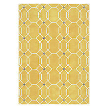 Buy Genevieve Bennett for John Lewis Trellis Rug Online at johnlewis.com