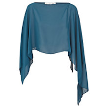 Buy Damsel in a dress Gabriella Shawl, Teal Online at johnlewis.com