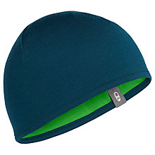 Buy Icebreaker Pocket Beanie Hat, One Size, Blue Online at johnlewis.com