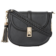 Buy Dune Deidre Twist Lock Shoulder Bag Online at johnlewis.com