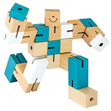 Buy Professor Puzzle Egg Head's The Human Cube Challenge Online at johnlewis.com