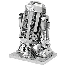 Buy Star Wars Episode VII: The Force Awakens R2-D2 Metal Model Kit Online at johnlewis.com