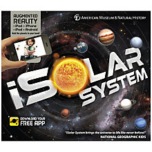 Buy American Museum Of Natural History iSolar System Children's Book Online at johnlewis.com