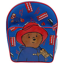 Buy Paddington Bear Backpack Online at johnlewis.com