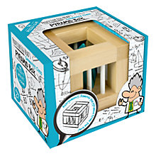 Buy Professor Puzzle Egghead's Pyramid Box Puzzle Online at johnlewis.com