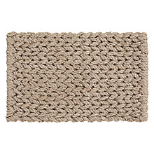Buy John Lewis Coastal Braid Doormat Online at johnlewis.com