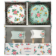 Buy Cath Kidston Cupcake Bake Kit, Highgate Ditsy Online at johnlewis.com