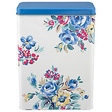 Buy Cath Kidston Flour Tin, Highgate Rose Online at johnlewis.com