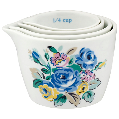 Cath Kidston Measuring Cups, Highgate Rose