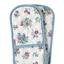 Buy Cath Kidston Double Oven Glove, Highgate Rose Online at johnlewis.com