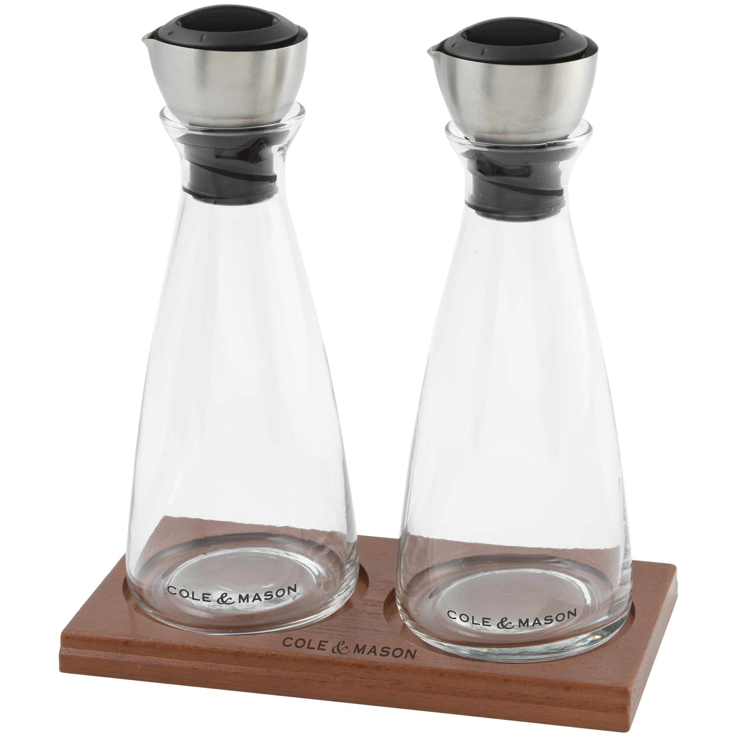 Cole & Mason Cole & Mason Flow Select, Oil and Vinegar Pourer Set