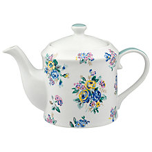 Buy Cath Kidston Highgate Rose Teapot Online at johnlewis.com