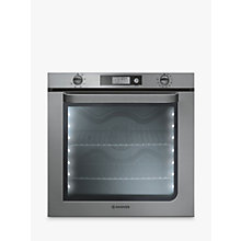 Buy Hoover Wizard HOA03VX Wi-Fi Prodige Multi-Function Built-In Single Oven, Stainless Steel Online at johnlewis.com