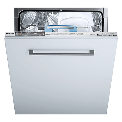 Hoover Wizard HLSI 762GT Integrated WiFi Dishwasher