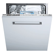 Buy Hoover Wizard HLSI 762GT Integrated Wi-Fi Dishwasher Online at johnlewis.com