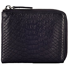 Buy John Lewis Margo Leather Coin Purse Online at johnlewis.com