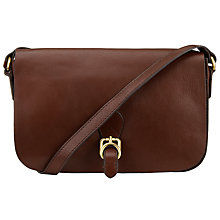 Buy John Lewis Octavia Small Leather Across Body Bag Online at johnlewis.com