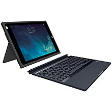 Buy Logitech BLOK Protective Keyboard Case, iPad Air 2 Online at johnlewis.com