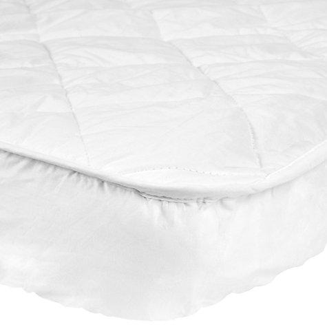 buy john lewis wool mattress protector john lewis